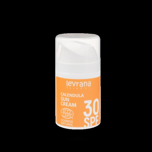 Солнцезащитный крем для тела Календула 30 SPF, 50 мл