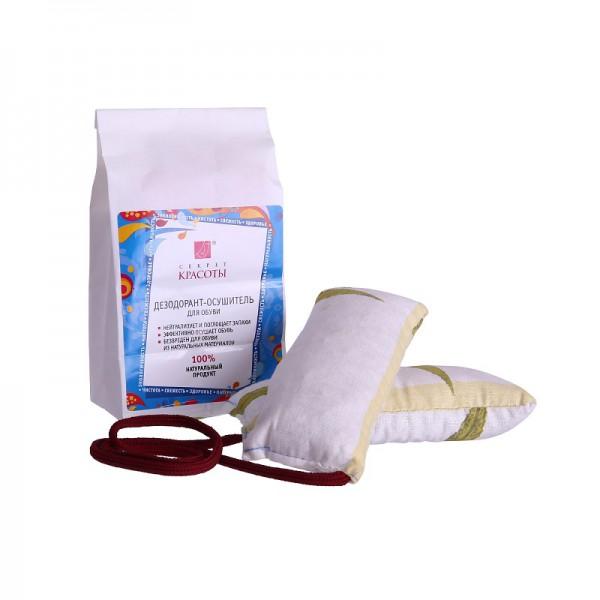 Осушитель-дезодорант для обуви, 500 г