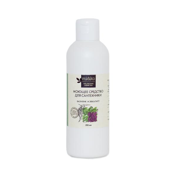 Моющее средство Базилик и эвкалипт для дезинфекции