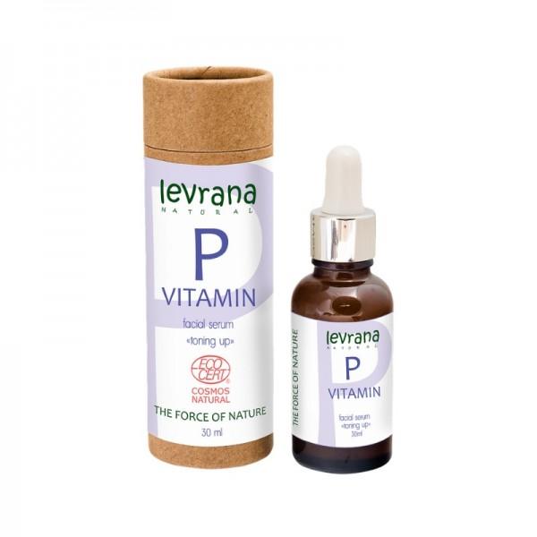 Сыворотка для лица Витамин P, 30млECOCERT